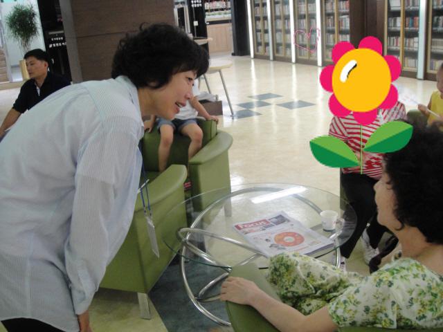 스마일치매전문자원봉사자를 소개합니다 2탄~!